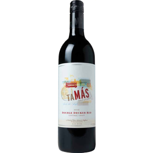 Tamas Estates Double Decker Red  2009 / 750 ml.