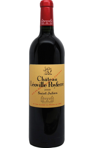 Chateau Leoville-Poyferre, Saint-Julien  2009 / 750 ml.